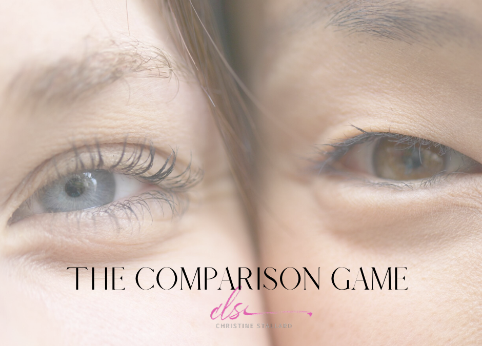 The Comparison Game