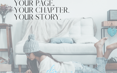 Your Page. Your Chapter. Your Story.