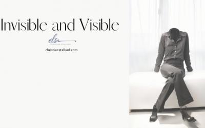 Invisible Creates Visible